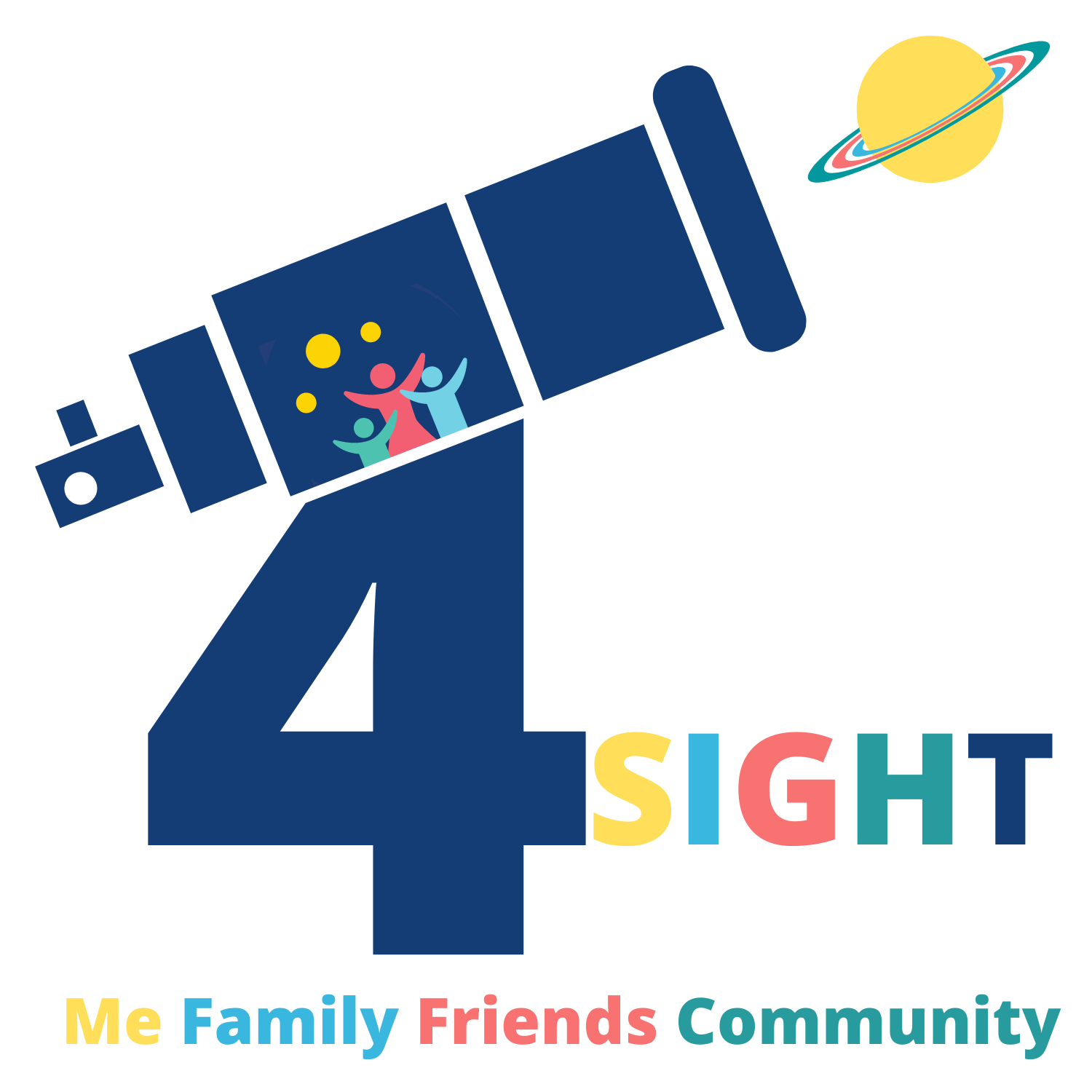 4SIGHT Logo w tagline